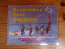 Remember Your Holidays - Original Urlaubshits Aus Spanien Und Italien (2 MC) OVP