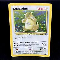 Kangaskhan Holo - Jungle Unlimited Set 5/64 - WoTC Rare Pokemon Card 1999