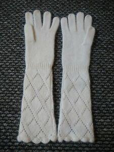 Ralph Lauren Wool/Rabbit Hair Gloves
