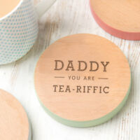 Personalised Daddy Christmas Gifts from Daughter Birthday Present Best New Step
