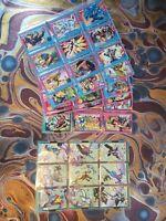 1992 Xmen Jim Lee Series 1 Trading Cards Set