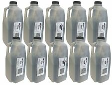 (10 x 1kg) BULK Toner Refill for HP Q2612A, 12A, 12X, CE505A 05A, 05X, 80A, 80X
