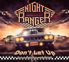 Dont Let Up (Deluxe Edition Digipak) von Night Ranger (2017)
