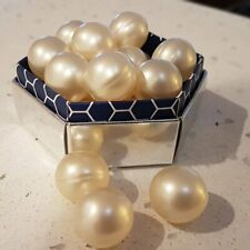 Pearly White 0.14Oz/3.9g  Bath Oil Beads Vanilla Fragrance Bath Pearls