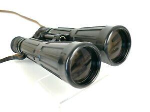 Rare Zeiss 8x56B  Binoculars West Germany Original Case           9