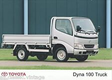 PRESS - FOTO/PHOTO/PICTURE - TOYOTA Dyna 100 Truck