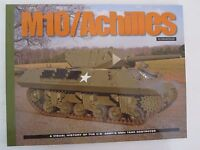 Book: M10/Achilles: A Visual History of the US Army's WWII Tank Destroyer