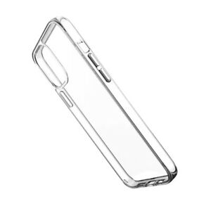 Clear Silicome TPU Slim Shockproof Case For IPhone 12 Mini Pro Max Gel Cover