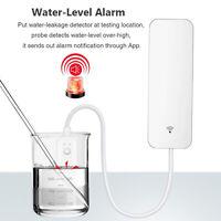 Détecteur de fuite d'eau sans fil Smart WIFI capteur d'alarme de niveau de fuit