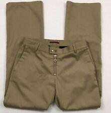 David Mayer Mens Tan Pants Trouser Italy 48 - US 32 waist