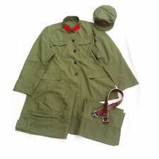 CHINESE PLA COMMUNIST PARTY TYPE 65 ARMY SUMMER UNIFORM SIZE 4 VETERAN GIFT