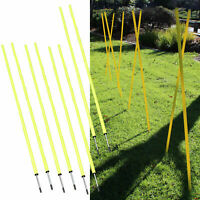 DON Multi Sport Training Equipment | Hurdles Cones Ladders Slalom Poles 5 Ft