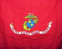USMC Marines Semper Fi Shower Curtain 70x72 Polyester Bathroom Set with Hooks
