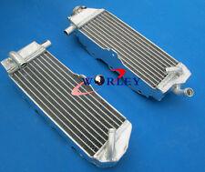 Aluminum radiator Suzuki RM250 RM 250 1991 1992  91 92