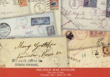 #U614 25c Philatelic Mail Embossed Envelope First Day Ceremony  Program