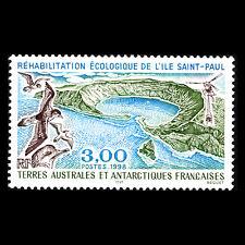 TAAF 1998 - Ecological Rehabilitation of Saint Paul Island - Sc 239 MNH