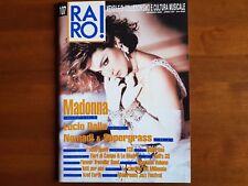 MADONNA COMPLETE MAGAZINE RARO 2000 ITALY *MINT*