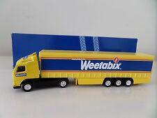 CORGI ARTICULATED VOLVO LORRY 59518 - Weetabix Logo - Boxed