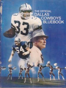 The Official Dallas Cowboys Bluebook 1980