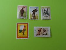 Stamps * MACAO * Misc Variety * SC 415-16 * 419 * 426 *  684 * MNH 1960s-90s *