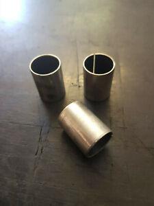 boccola autolubrificante interno 16 mm x H25 mm esterno 18 mm 4 x conf. BM1625H