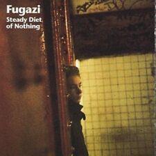 Fugazi Steady Diet Of Nothing Vinyl LP Record & MP3! Remastered minor threat NEW