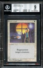 Death Ward ALPHA BGS 9 Surface 9.5 Beckett Graded MINT Magic MTG