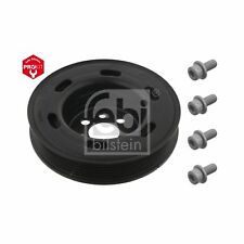Torsional Vibration Damper Crankshaft Pulley (VW & Audi) | Febi Bilstein 33608