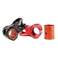 Mountain Bicycle Stem Ultralight Fix Gear MTB Bike Steer Tube 31.8/35mm