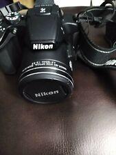 Nikon COOLPIX P510 16.1MP Digital Camera W/Camera Bag Charger Battery & Box