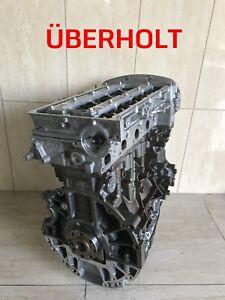 Überholt Motor Ford Transit 2011-2014  2,2TDCI   DRRA, DRRB  100 PS RWD  EURO 5