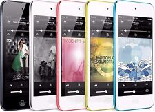 Apple iPod Touch 5th 16GB 32GB 64GB MP3 Player Blue Pink Silver Yellow Black Red