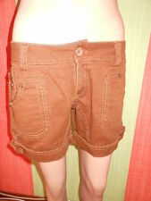 Unbranded Cotton Blend Tailored Shorts for Women