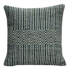 Wool Jute Hand Woven Kilim Cushion Cover Hand Made Throw Pillows Case Boho Sham