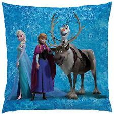 Disney Eiskönigin Frozen - Kinder Kissen Dekokissen Team 40x40cm