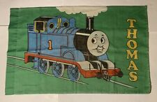 Vintage Thomas the Train and Terence Pillow Case 1992  Britt Allcroft (LIMITED)