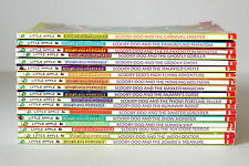 Lot of 18 SCOOBY-DOO! SCHOLASTIC MYSTERY Series Matched Set of Chapter Books