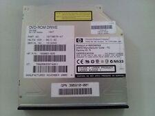 Lettore DVD marca HP slim interno per notebook 8X attacco IDE usato funzionante