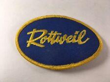 Rottweil RWS Ammunition Patch Ammo Shotshells Cartridges Sew-On Jacket Hat