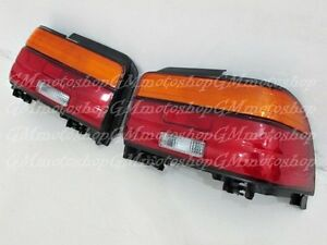 Rear Tail Lamps Lights fit for Toyota Corolla sedan AE100 93-97 #gm