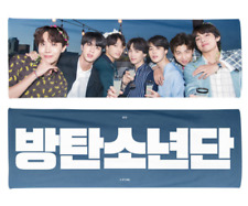BTS Army  2020 Reflective Slogan Official Banner +Photo card + Ziplock [Limited]