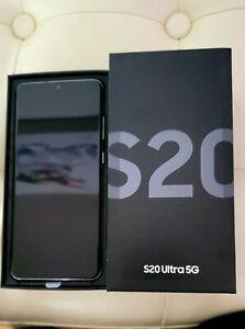 Samsung Galaxy S20 Ultra 5G SM-G9880 (SNAPDRAGON, 512GB/16GB RAM, DUAL SIM)