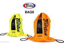 Fairtex Bag6 New Color Sach Bag Gloves Carry Container Muay Thai Boxing Kick Mma
