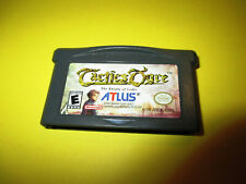 Tactics Ogre: The Knight of Lodis Nintendo Game Boy Advance SP Gameboy