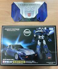 Takara Tomy Limited Transformers Master Piece MP-18B Blue Streak + Coin