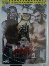 HARDCORE JUSTICE TNA - DVD DE CATCH WWE NEUF EN FRANCAIS