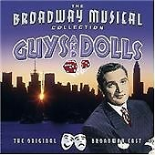 Guys And Dolls - Original Broadway Musical - Film Music CD Album (Free Post)