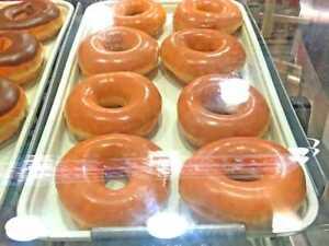 16 X Homemade Super Soft Glazed Doughnuts (16 Donuts)