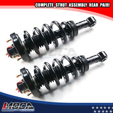 2 Rear Shocks Struts Assembly Kit for 2007-13 Ford Expedition Lincoln Navigator