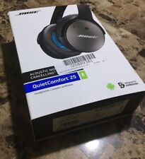 Bose QuietComfort 25 Acoustic Noise Cancelling Headphones Samsung Android Wired